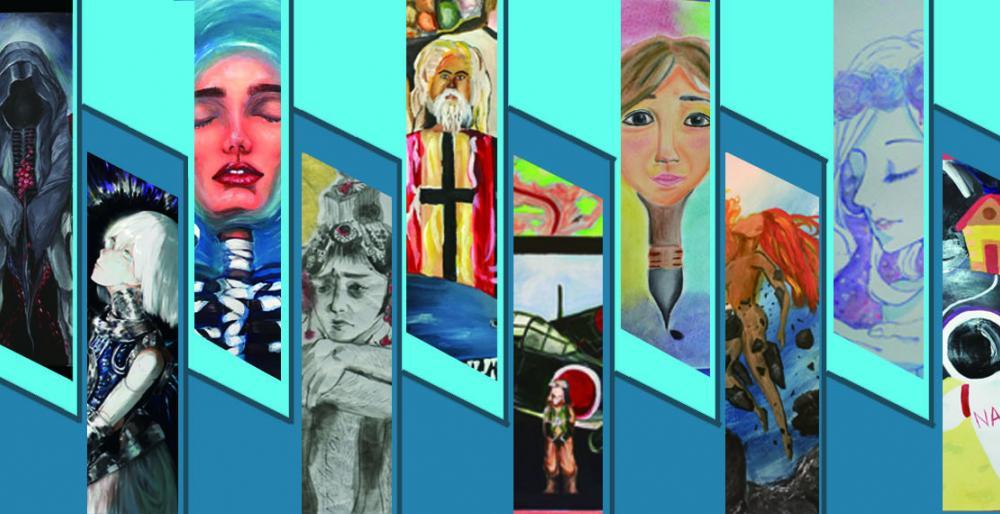 S.6 Visual Arts Graduation On-line Exhibition 2019